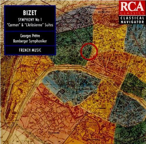 Bizet Prêtre 1985